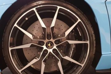 Lamborghini Diamond Cut Alloy