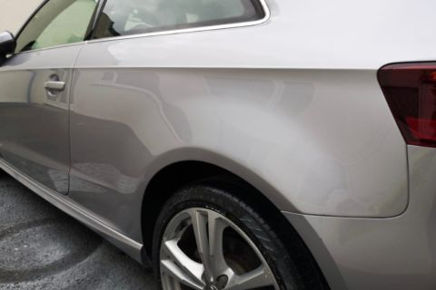 Audi A3 Car Body Repair