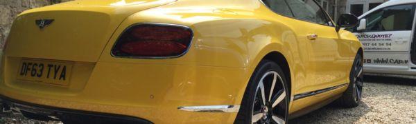 Bentley Car Body Repairs