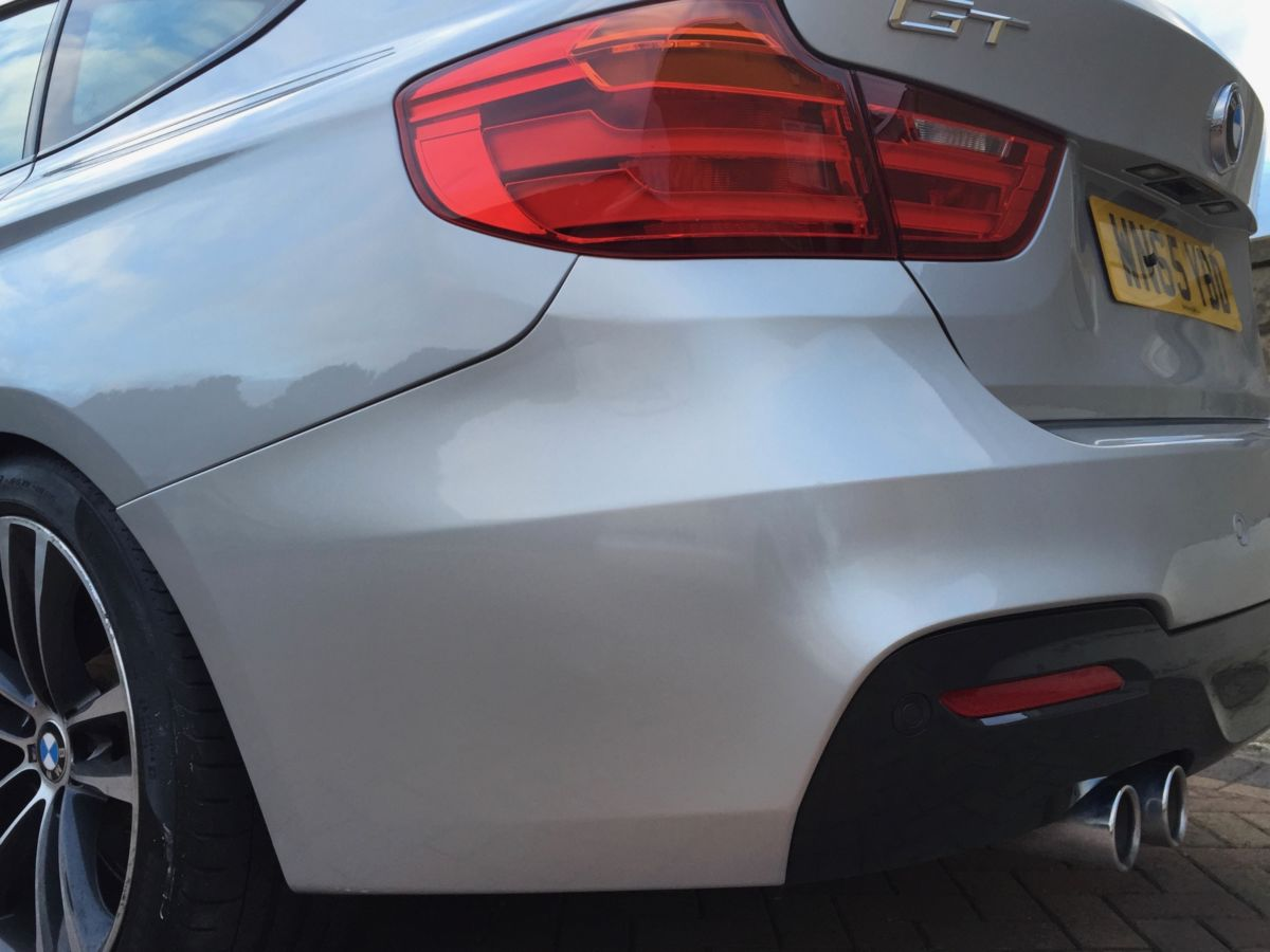 BMW Car Body Repairs