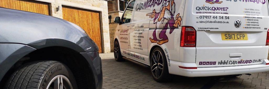 Porsche Car Body Repair