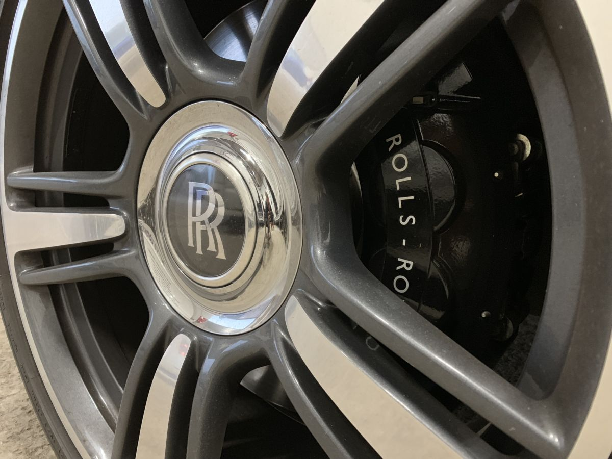 Rolls Royce Alloy Wheel