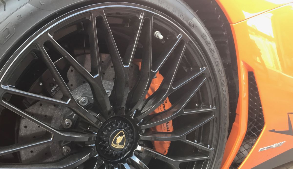 Lamborghini Alloy Wheel