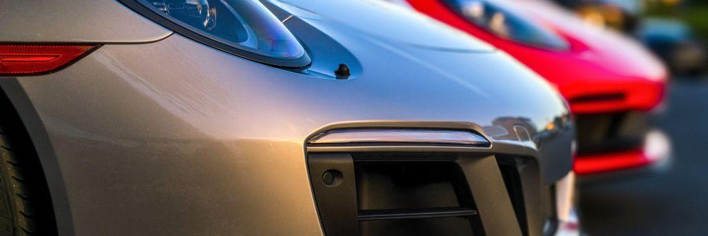 Porsche Paintless Dent Removal
