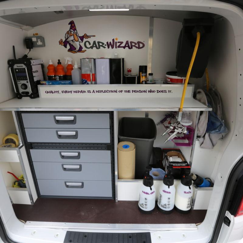 Car-Wizard Van